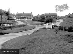 Hutton-Le-Hole, The Ford c.1955, Hutton-Le-Hole