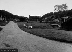 Hutton-Le-Hole, The Green c.1955