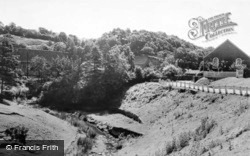 Hutton-Le-Hole, The Stream c.1960