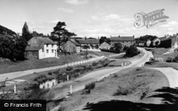 Hutton-Le-Hole, Water Crossing c.1955