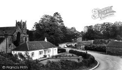 Hutton Rudby, All Saints Church And The Bridge c.1965
