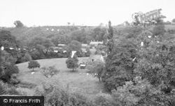 Hutton Rudby, Leven Valley c.1955