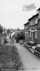 Hutton Rudby, North End c.1965
