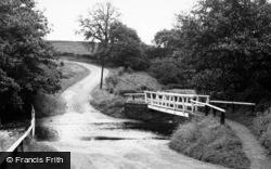 Hutton Rudby, Sexhow Watersplash c.1955