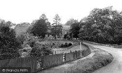 Hutton Rudby, The Church And Bridge c.1965