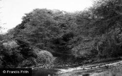Hutton Rudby, The River c.1965