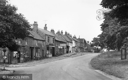 Hutton Rudby, The Village c.1955