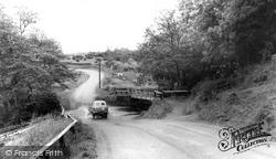 Hutton Rudby, The Watersplash c.1965