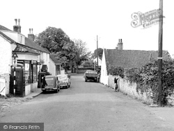 Hutton, The Village c.1955