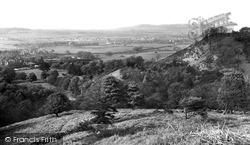 View From Hutton c.1955, Hutton