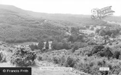 Village c.1960, Hutton