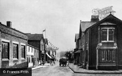 Huyton, Derby Road c.1910