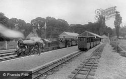 And Dymchurch Light Railway 1927, Hythe