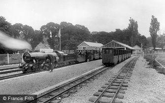 Hythe, and Dymchurch Light Railway 1927