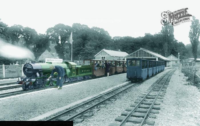 Hythe, And Dymchurch Light Railway 1927