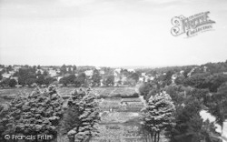 Hythe, General View c.1955