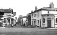 Hythe, High Street c1955