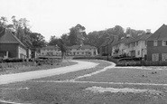 Hythe, Langdown Estate c1955