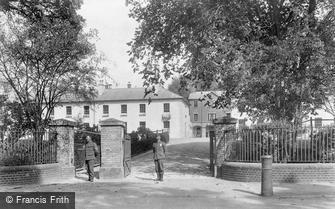 Hythe, School of Musketry 1903