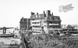 Hythe, Stade Court c.1955