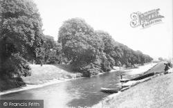 Hythe, The Canal 1890