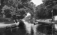 Hythe, the Canal 1918