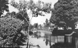 Hythe, The Canal c.1950