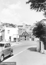 Hythe, The Church From The South c.1960