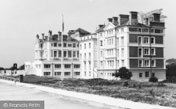 Hythe, The Hotel Imperial c.1955