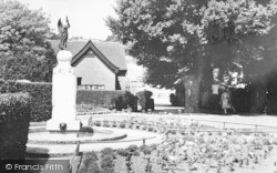 Hythe, The Memorial c.1960