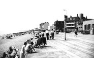 Hythe, the Promenade c1950