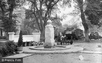 Hythe, War Memorial 1921
