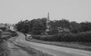 Ibstock, Hinckley Road c.1965