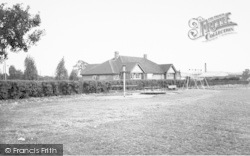 Ibstock, Recreation Ground c.1965
