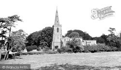 Ibstock, St Denys' Church c.1965
