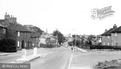 Ibstock, Station Road c.1965