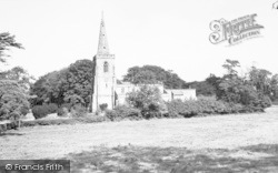 Ibstock, The Church c.1965
