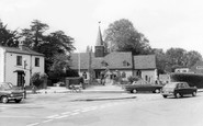 Ickenham, Church of St Giles c1965