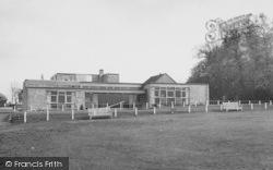 Ickenham, Club House, Uxbridge Golf Club c.1965