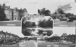 Ickenham, Composite c.1965