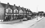 Ickenham, Glebe Avenue c1965