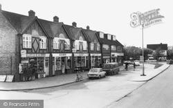 Ickenham, Glebe Avenue c.1965