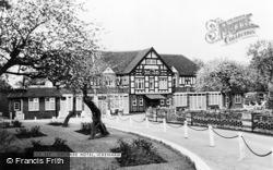 Ickenham, Orchard Hotel c.1955