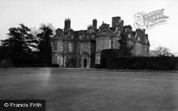 Ickenham, Swakeleys 1955