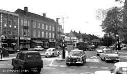 Ickenham, Swakeleys Road c.1965