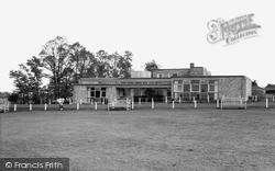 Ickenham, The Club House,  Uxbridge Golf Club c.1965