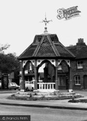 Ickenham, The Pump c.1965