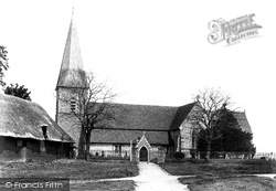 Ickham, Church Of St John The Evangelist 1903