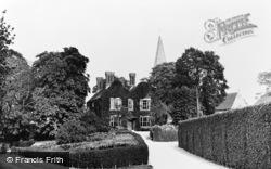 Ickham, Ickham Court c.1955