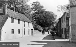 Ickham, Ickham Street c.1955